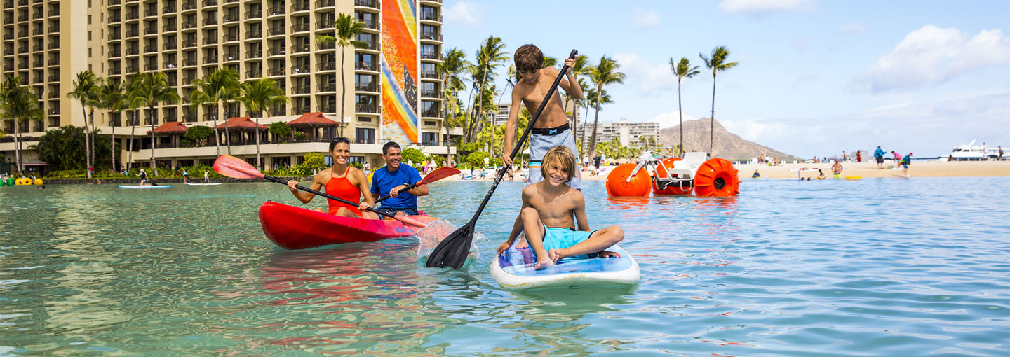 Hilton Hawaiian Village Specials & Packages