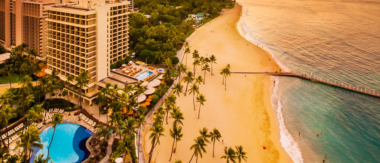 Stay In Our Two Beachfront Towers