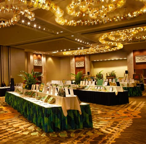 Coral Ballroom catering options