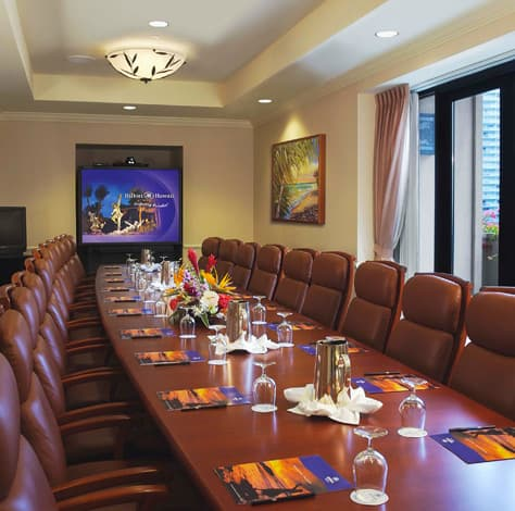 Ilima Board Room