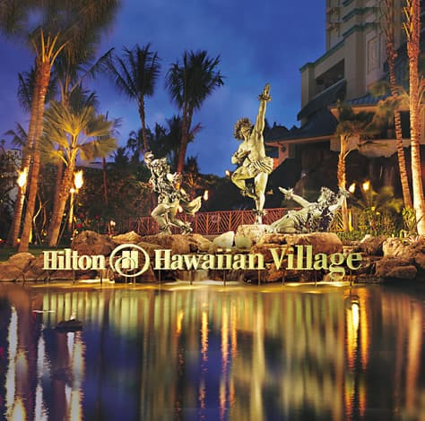 Welcome to Hilton Hawaiian Village