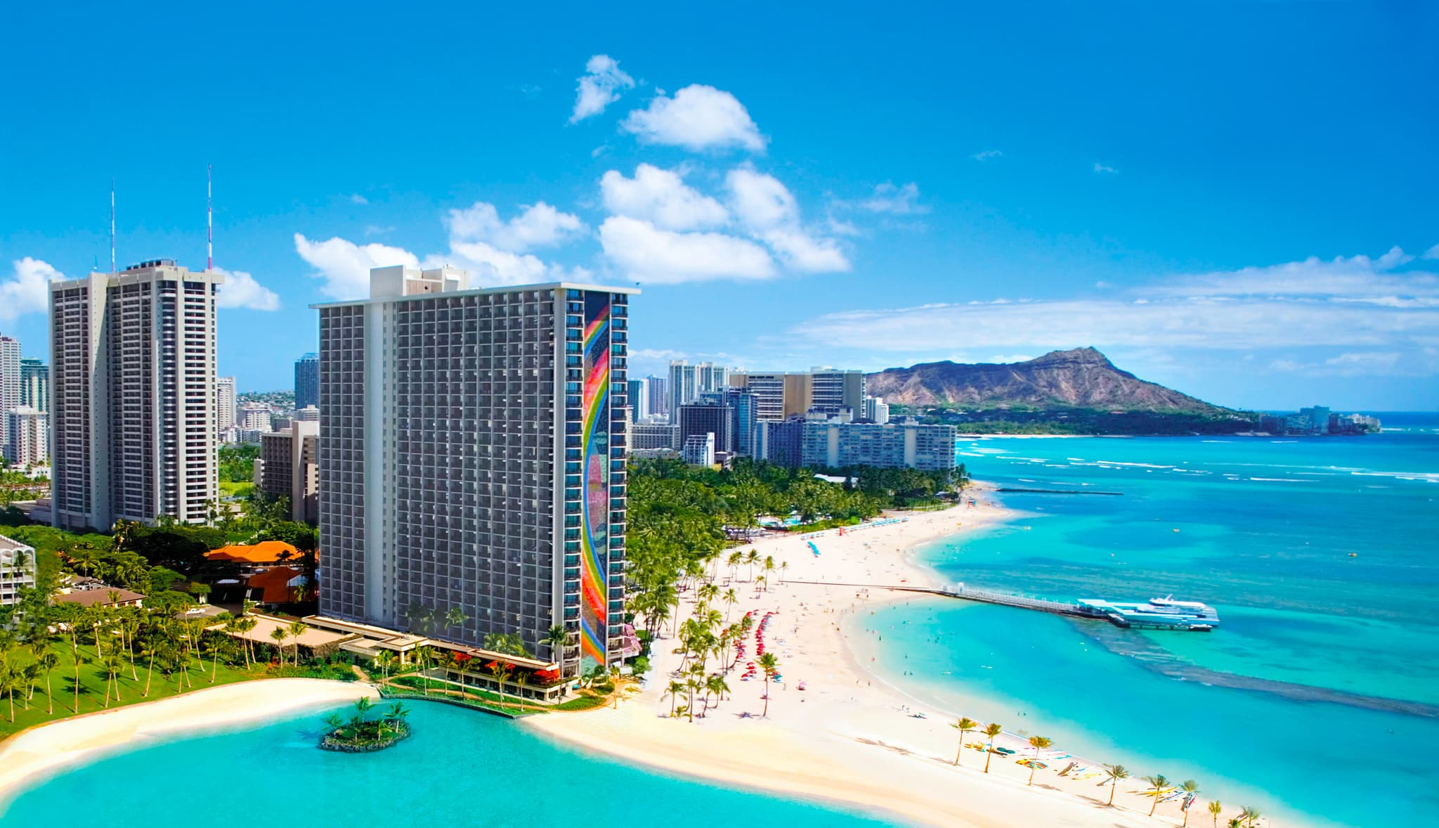 hilton hawaiian village waikiki beach photo gallery. Black Bedroom Furniture Sets. Home Design Ideas
