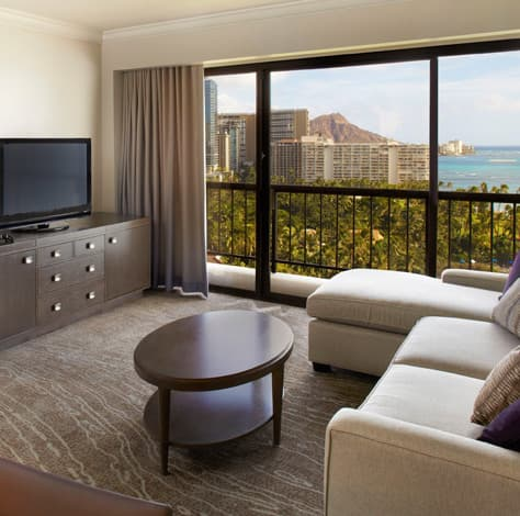 Ali'i Tower One Bedroom Suite