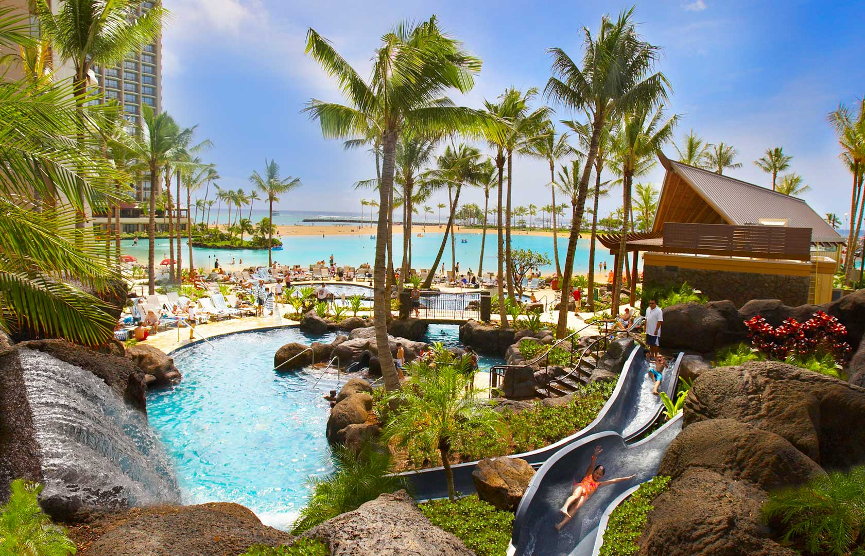 Hilton hawaiian village waikiki beach resort honolulu hotels for Aloha package homes