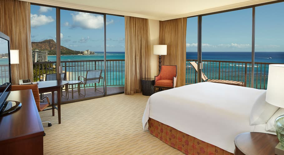 Hilton Hawaiian Village Accommodations Honolulu