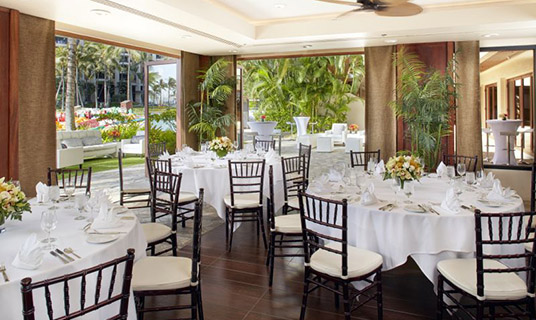 Wedding Reception Venues At Hilton Hawaiian Village